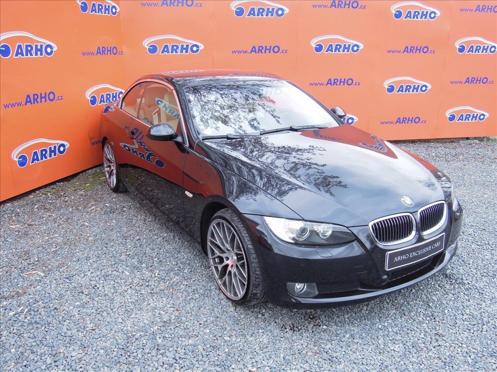BMW Øada 3 - 3,0 330D 170kW 80TIS.KM., kabriolet, Nafta