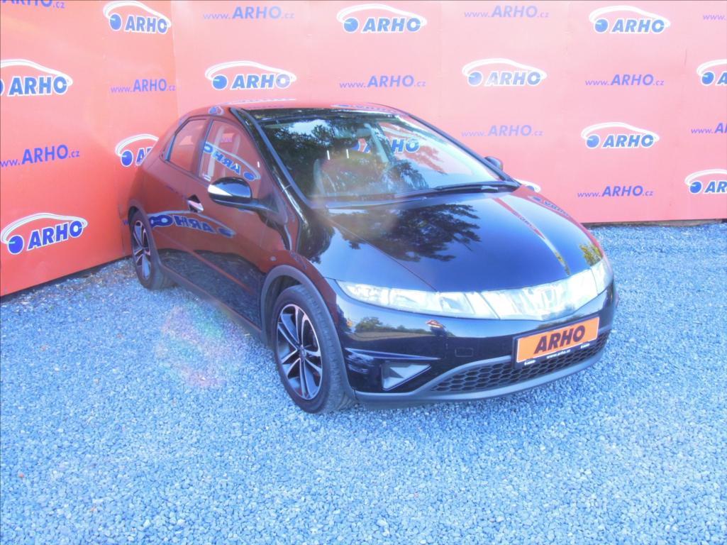 Honda Civic - 1,4 i ÈR 2 MAJITEL 69TIS.KM., hatchback, Benzín