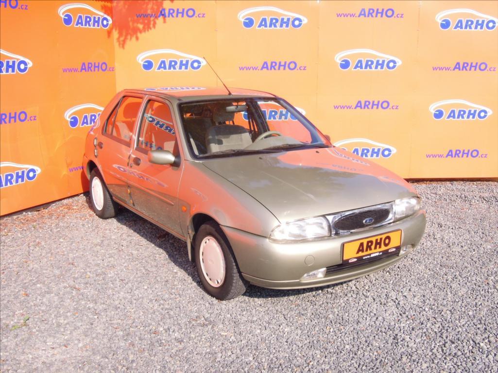 Ford Fiesta - 1,3 i ÈR 1.MAJITEL GHIA, hatchback, Benzín