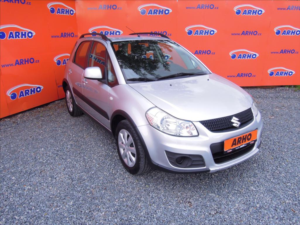 Suzuki SX4 - 1,5 i ÈR 1 MAJITEL SERV. KN., hatchback, Benzín