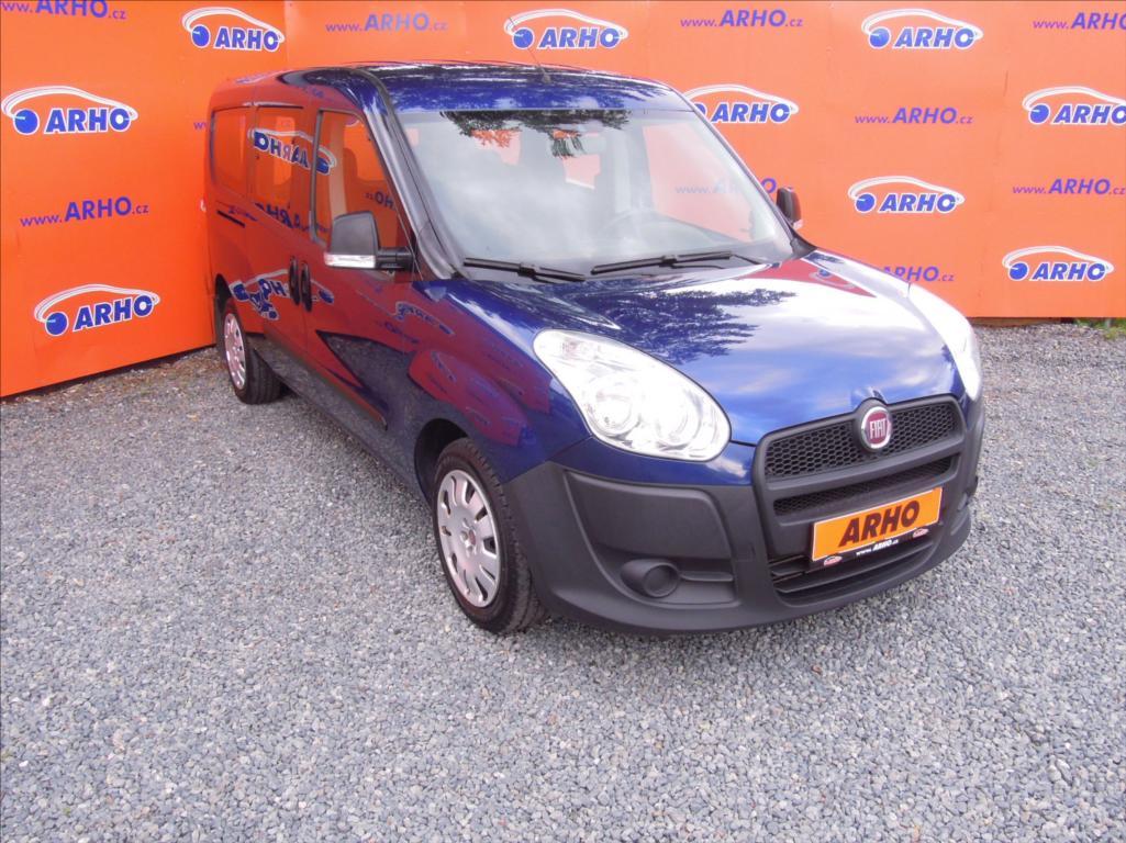 Fiat Dobló - 1,6 JTD ÈR 1 MAJ. SERVIS. KN., kombi, Nafta