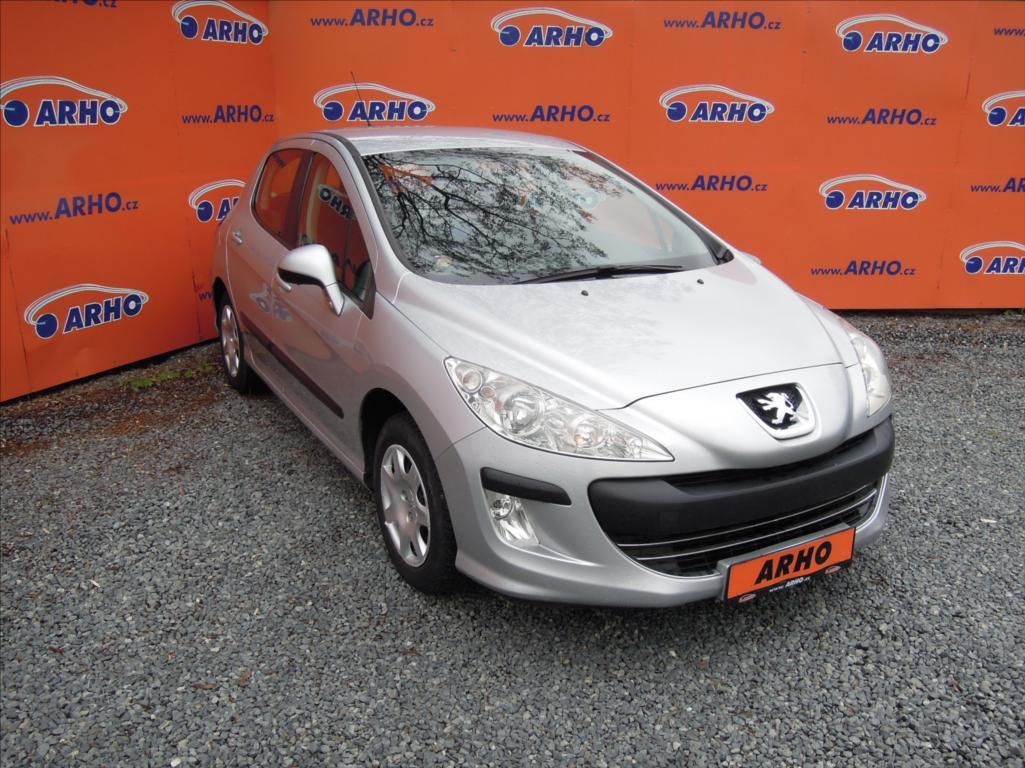 Peugeot 308 - 1,4 i ÈR 1 MAJ. SERVIS. KN., hatchback, Benzín - 10