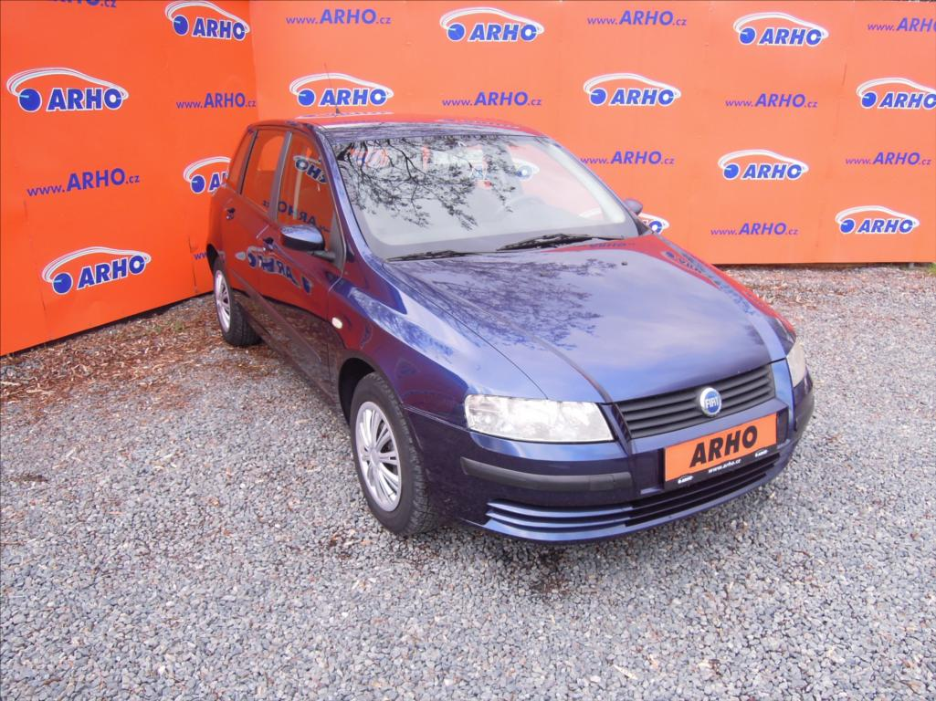 Fiat Stilo - 1,8 i 98kW DIGIKLIMA, hatchback, Benzín - 0