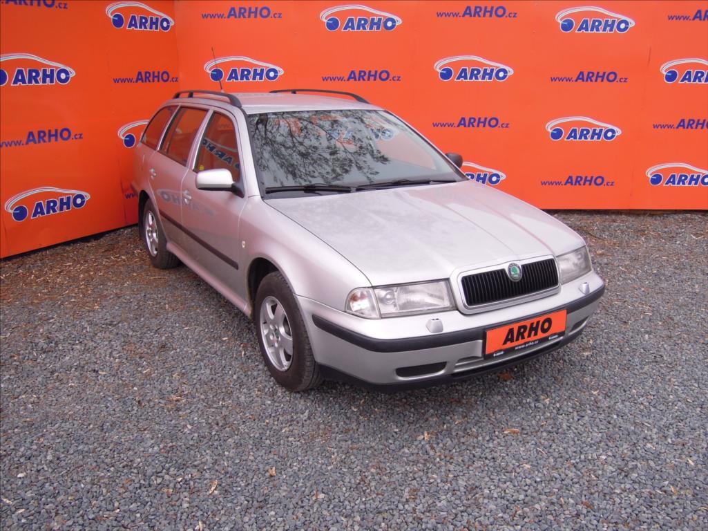 Škoda Octavia - 1,6 i,ÈR,SERVINÍ HISTORIE, kombi, Benzín - 0