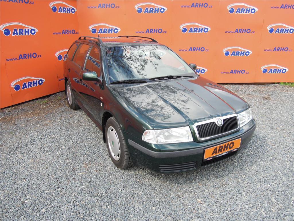Škoda Octavia - 1,6 i 75kW DIGI KLIMA AMBIENTE, kombi, Benzín - 2