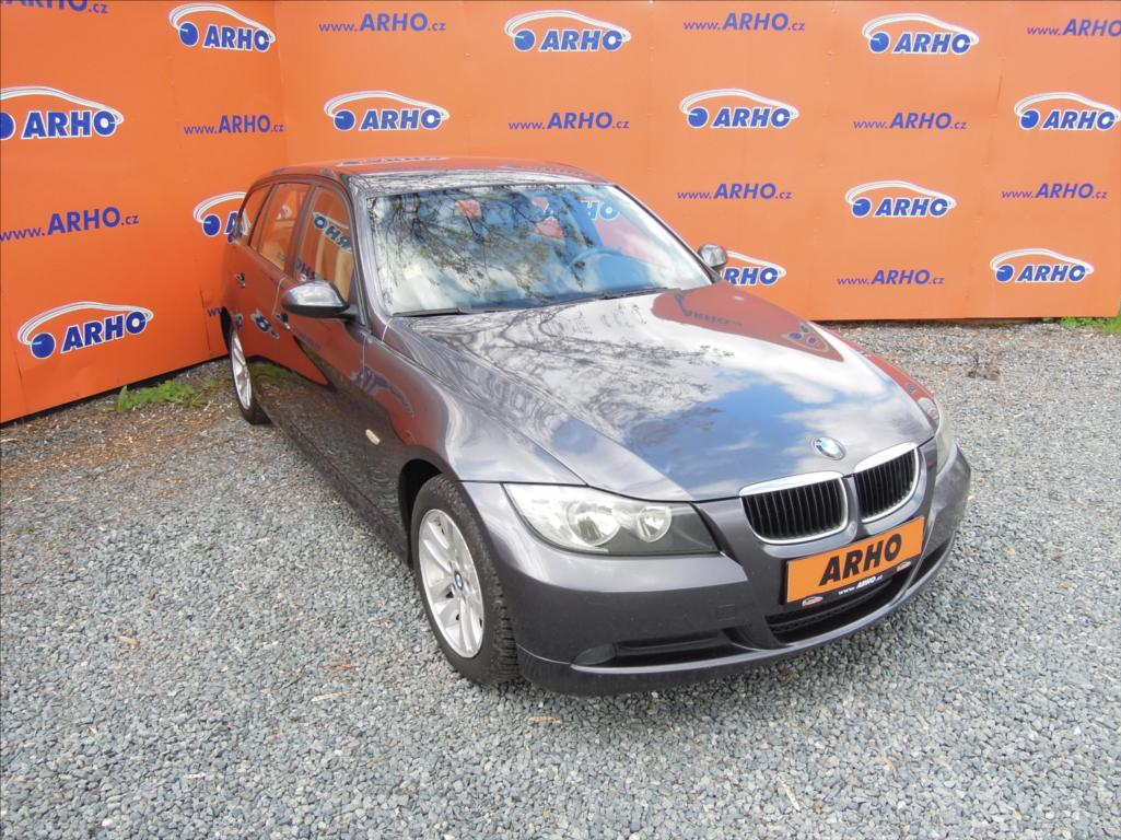 BMW Øada 3 - 2,0 D 320,130kW,KLIMATIZACE, kombi, Nafta - 0
