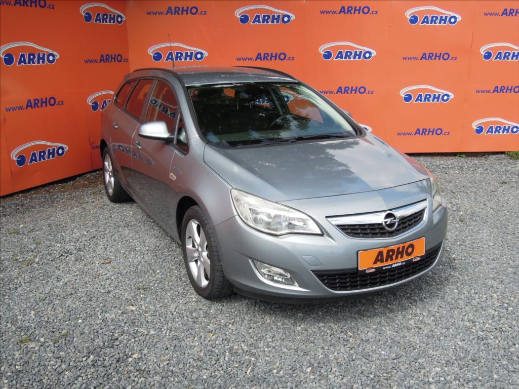 Opel Astra 1,7 CDTi 81kW, SPORTS TOURER