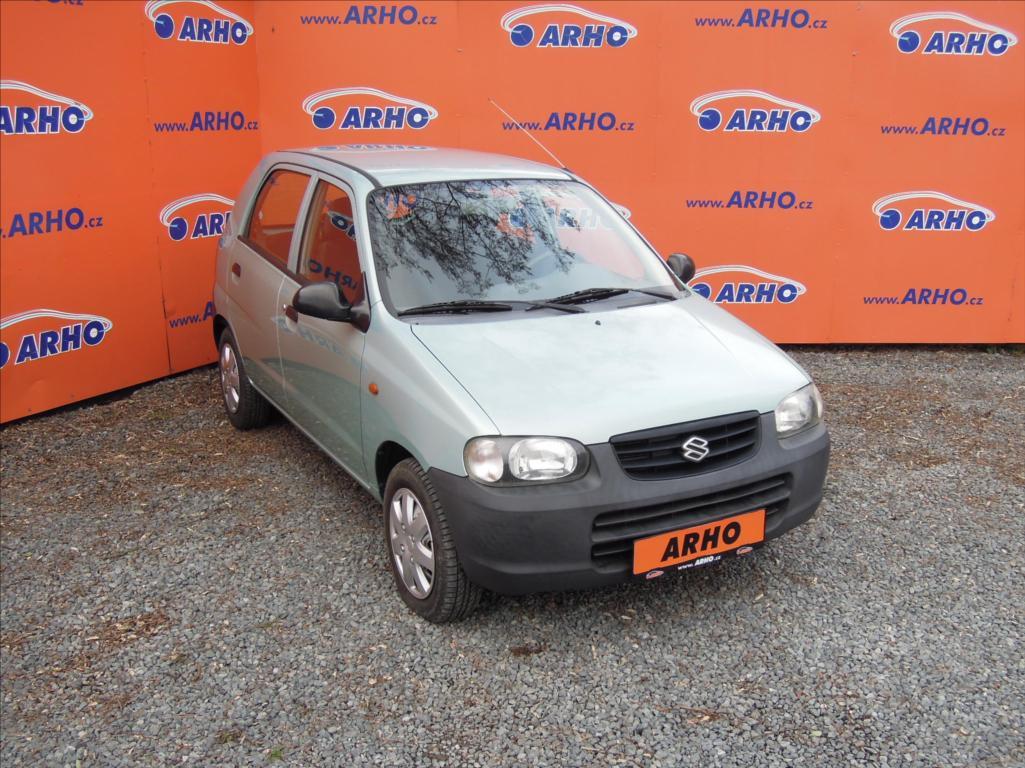 Suzuki Alto 1,1 i 46Kw