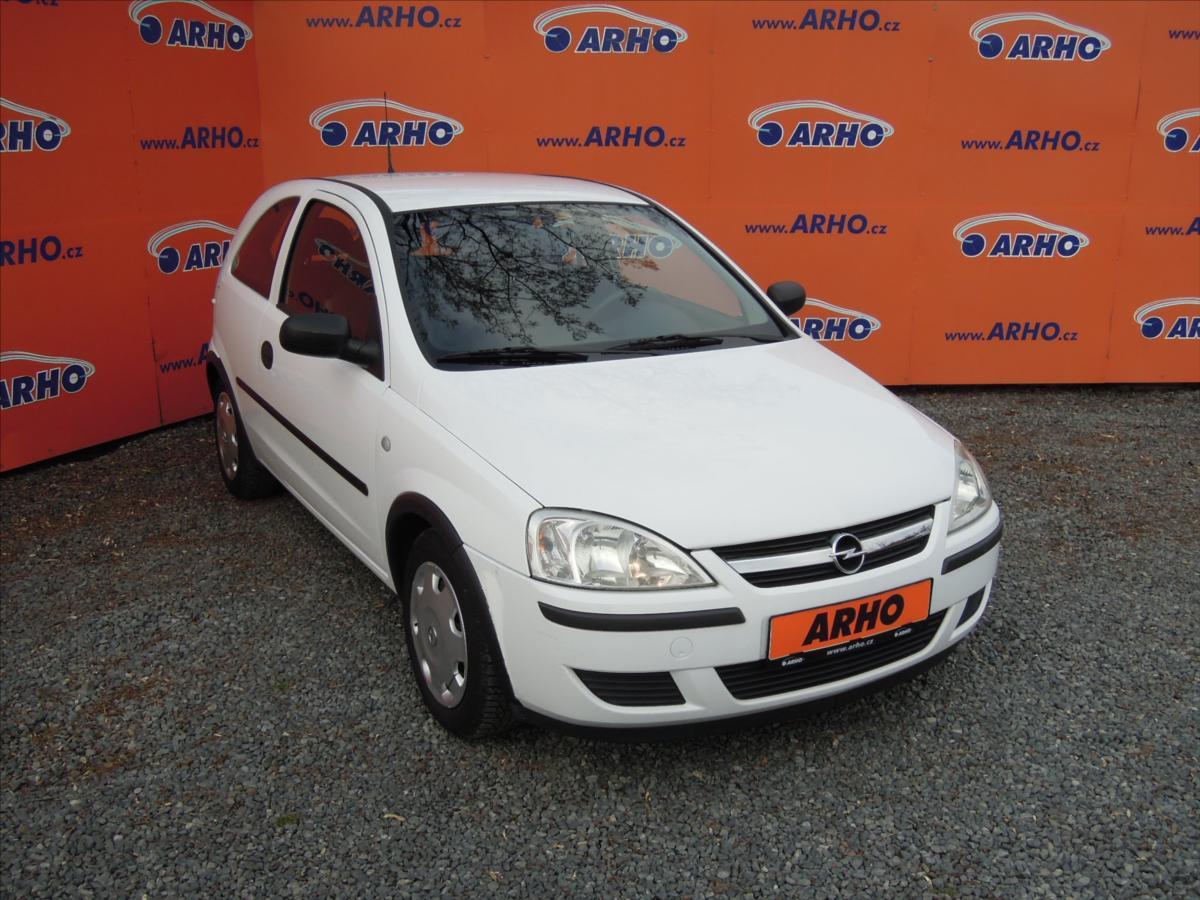 Opel Corsa 1,2 i 16V 59kW,ČR,SERVIS. KN.