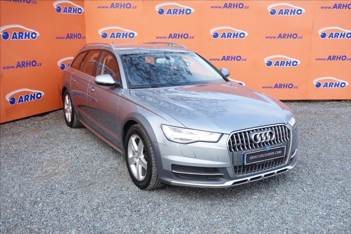 Audi A6 Allroad 3,0 TDi 200kW, ČR, 1 MAJ.,DPH.