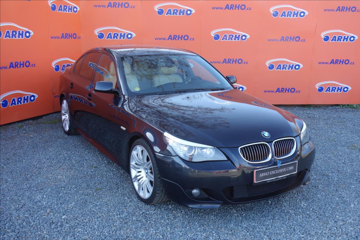 BMW Řada 5 540i !!,SERV.KN.,TOP STAV.