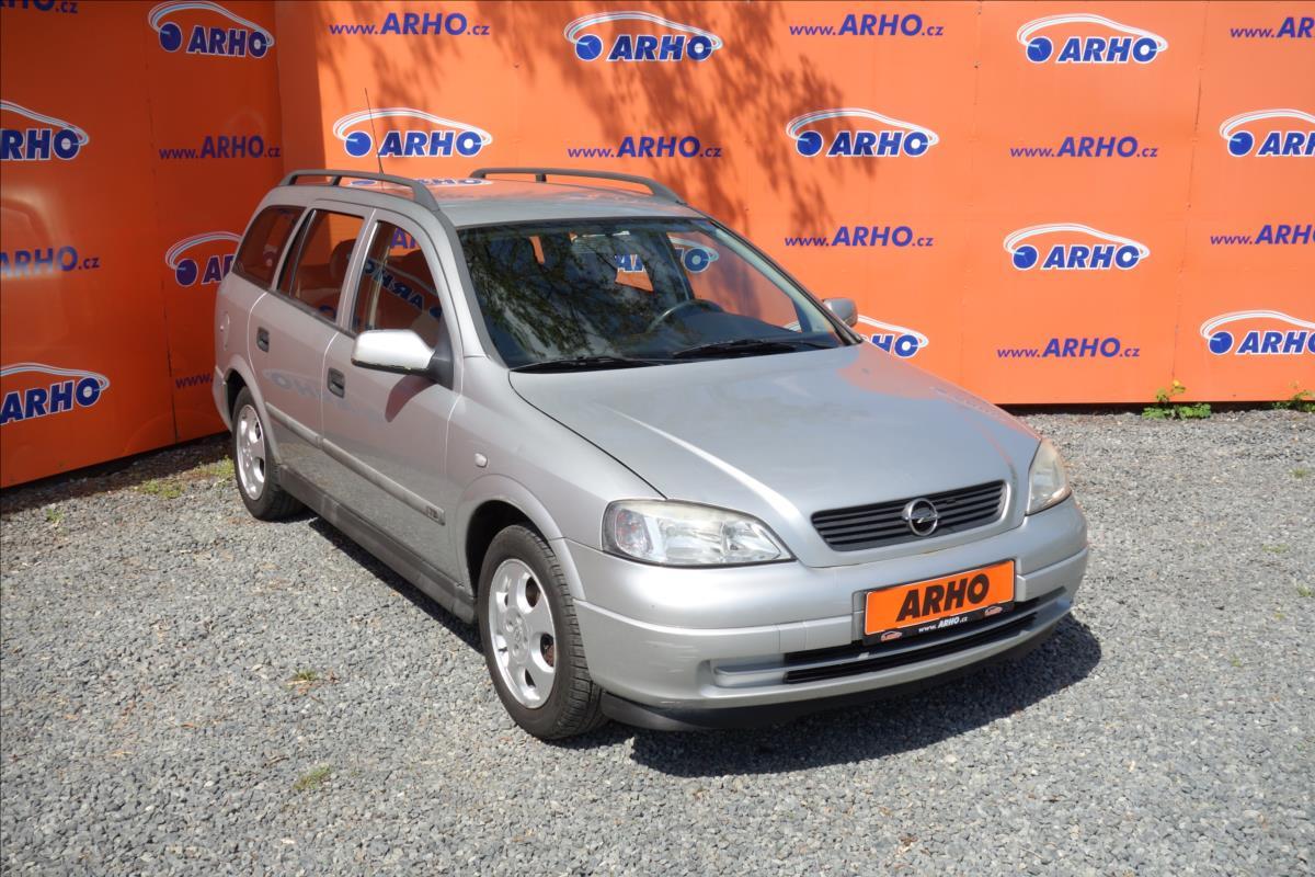 Opel Astra 1,6 i 55KW, EKO ZAPLACENO.