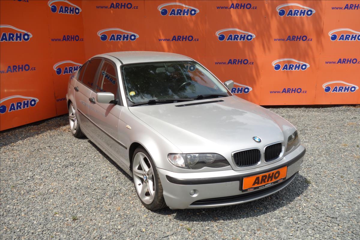 BMW Řada 3 316i 85KW,ČR,KLIMATIAZCE.