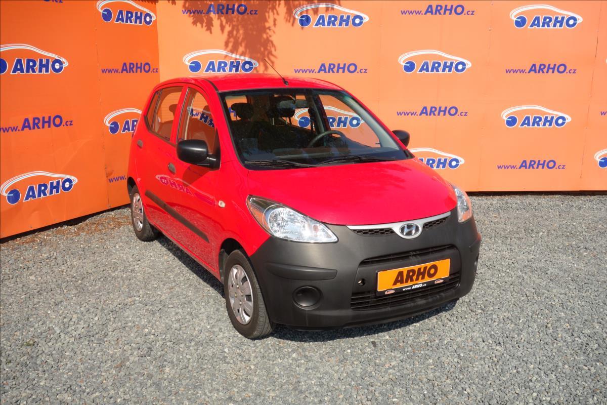 Hyundai i10 1,1 i 48KW. SERV.KN.40TIS.KM.
