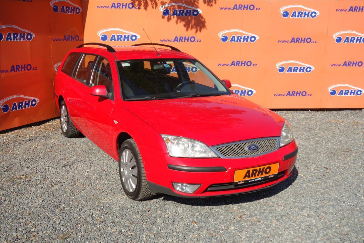 Ford Mondeo 2,0 TDCi 96KW,KOUP. NOVÉ V ČR