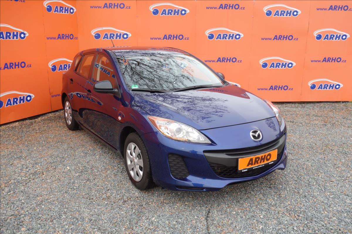 Mazda 3 1,6 i,1 MAJ.,SERV.KN.TOP STAV.