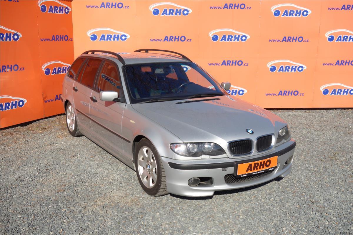 BMW Řada 3 320D 110KW, M-PAKET, AC.