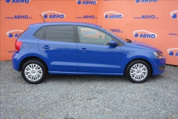 Volkswagen Polo 1,4 i 63KW,ČR,KLIMA,TREND.