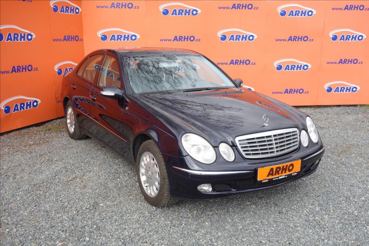 Mercedes-Benz Třídy E E 240,SERV.KN.,ELEGANCE.