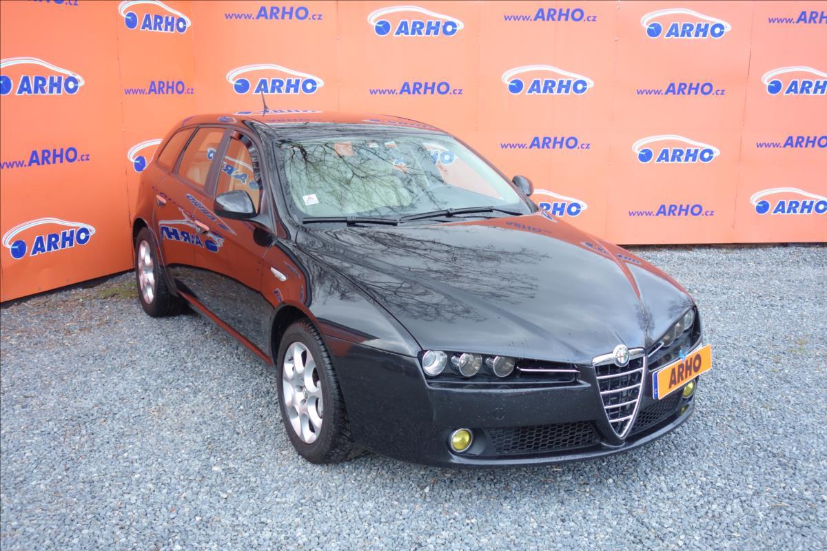 Alfa Romeo 159 1,9 JTd 110KW,SERV.KN.AUTOMAT.