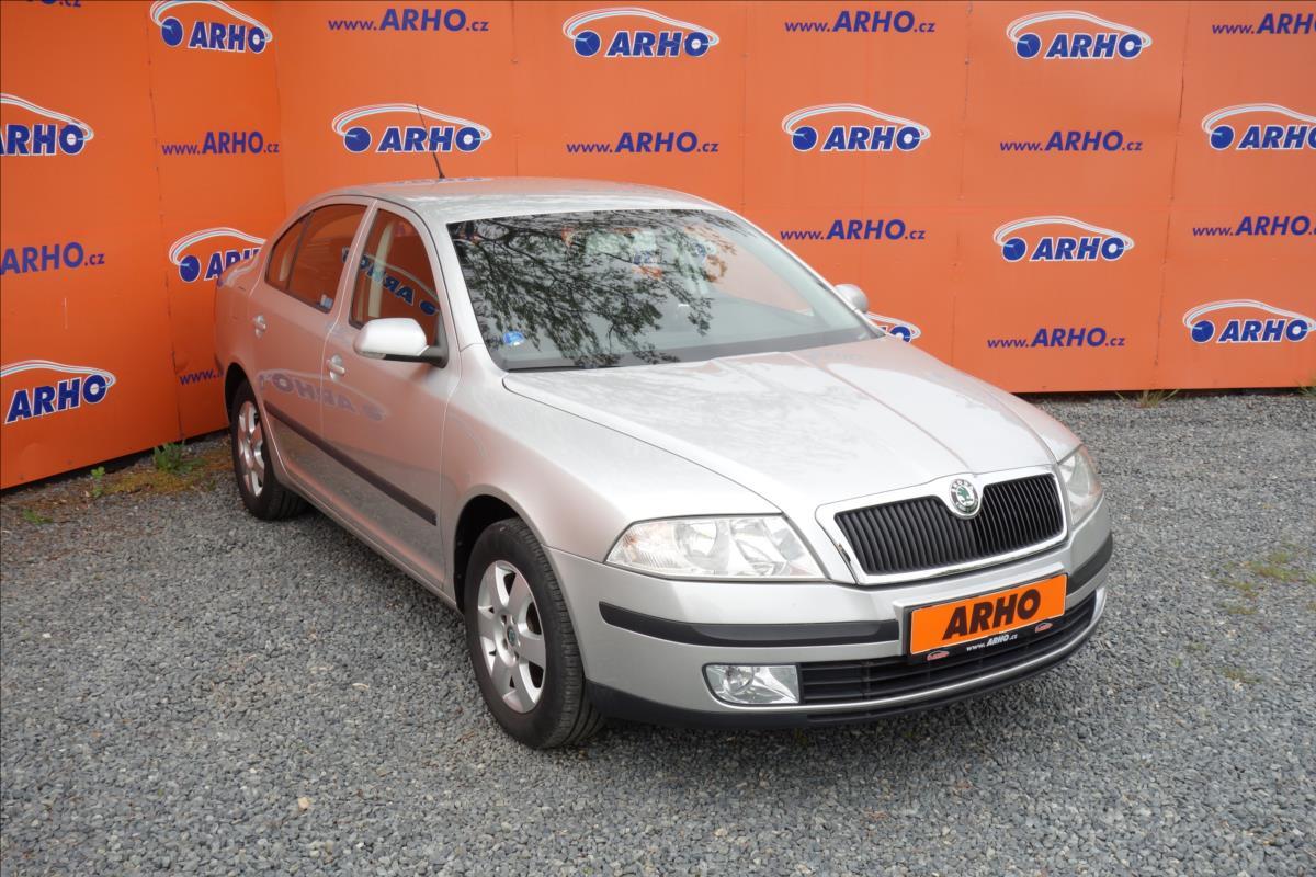 Škoda Octavia 1,9 TDi,ČR,SERV.KN.,ELEGANCE.