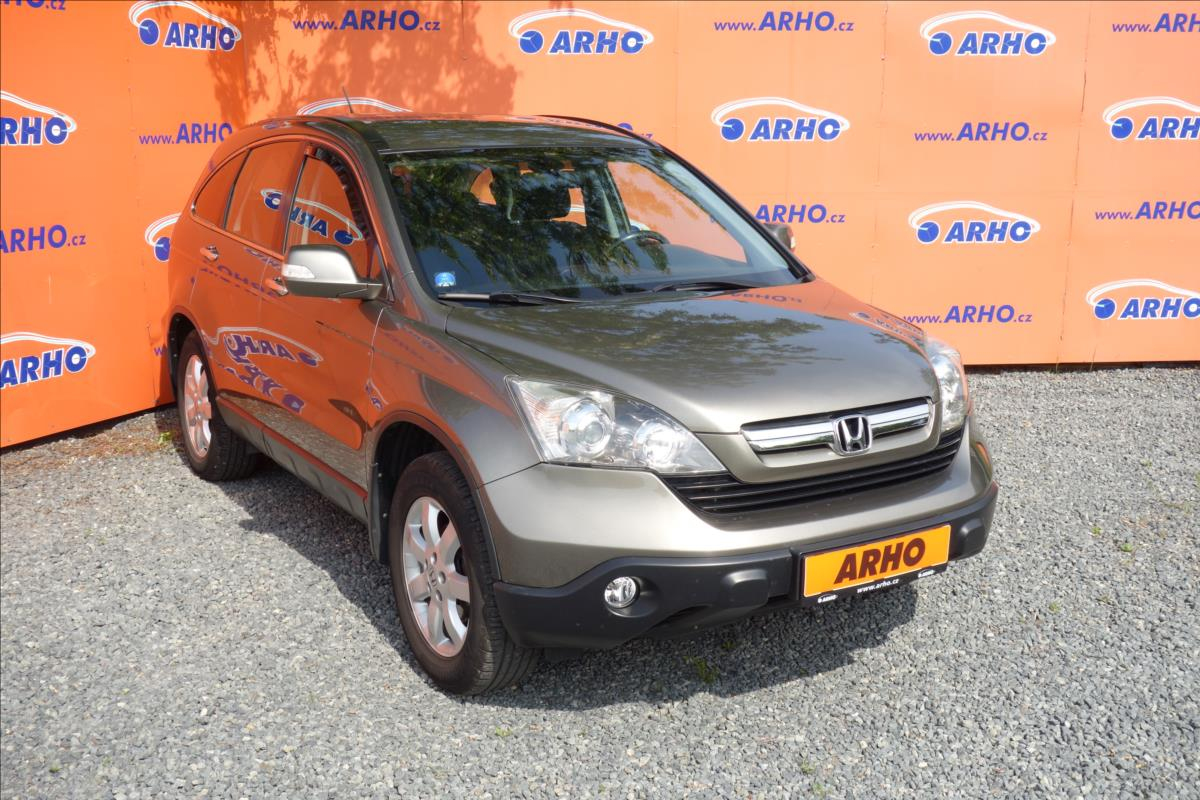 Honda CR-V 2,2 CDTi 103KW, SERV.KN.,4x4.