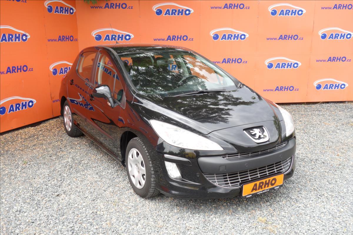 Peugeot 308 1,6 HDi 80KW, AUT.KLIMATIZACE.