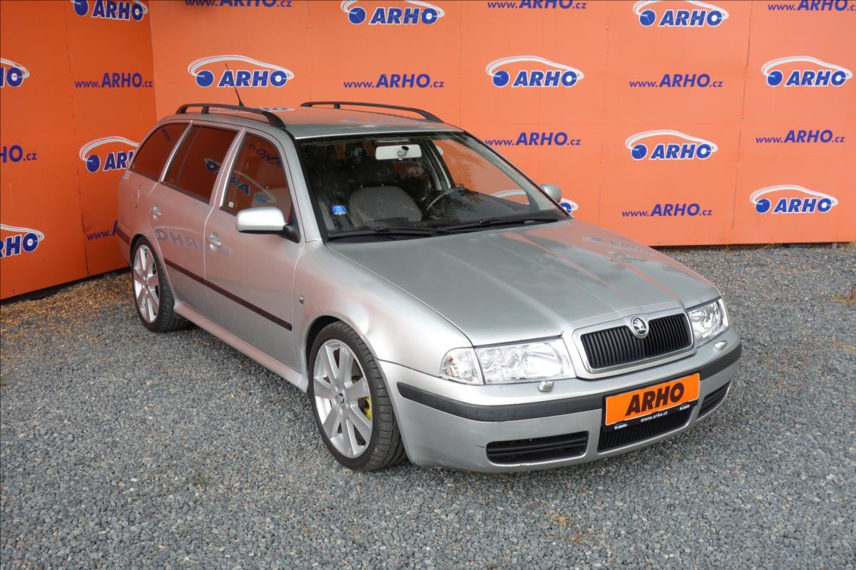 Škoda Octavia 1,9 TDi 96KW, AUT.KLIMATIZACE.