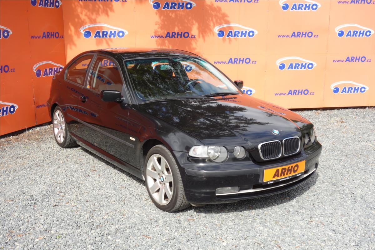 BMW Řada 3 318 D 85KW,AUT.KLIMATIZACE