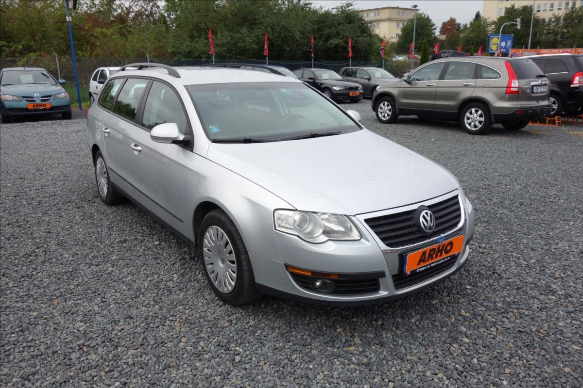 Volkswagen Passat 2,0 TDi,TREND,SERV. KN.,DSG.