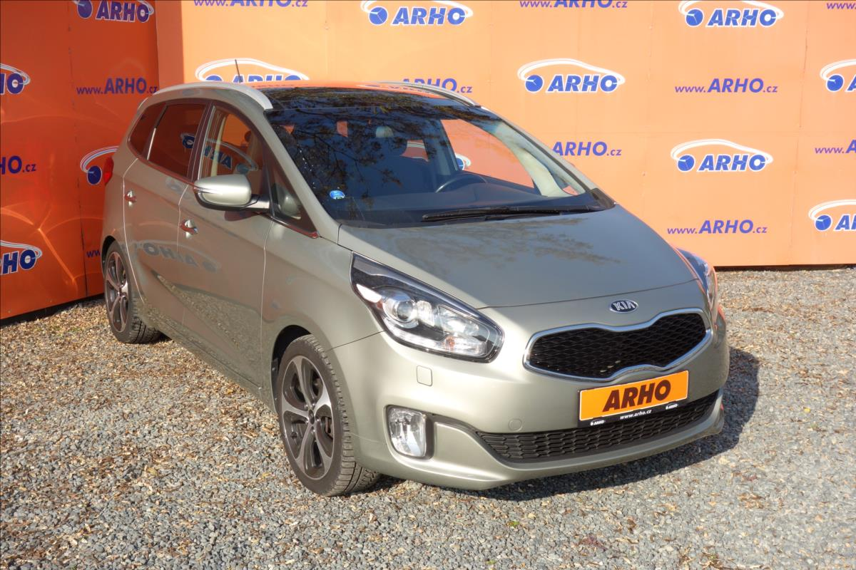 Kia Carens 1,7 CRDi, ČR,1 MAJ.,EXCLUSIVE.