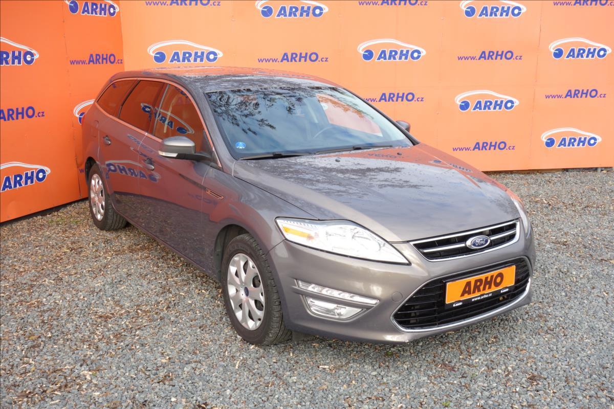 Ford Mondeo 2,0 TDCi,SERVISNÍ KN.,AUTOMAT.