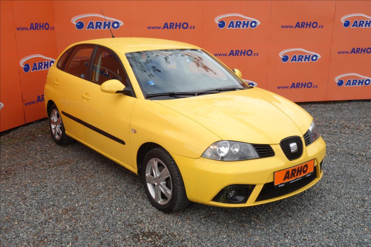 Seat Ibiza 1,4 i 16V,ČR,2 MAJ.,SERVIS.KN.