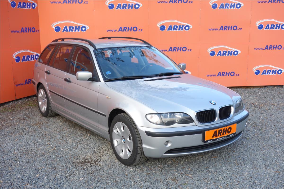 BMW Řada 3 318i 105KW, TOP STAV!!