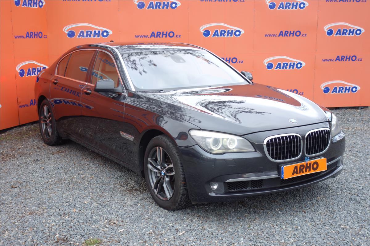 BMW Řada 7 750 Li,X-DRIVE,SERVIS.KN.