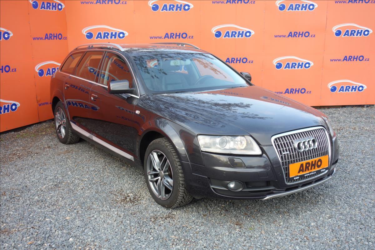 Audi A6 Allroad 3,0 TDi 171KW, QUATTRO,KŮŽE.