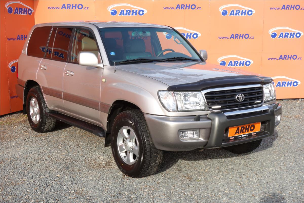Toyota Land Cruiser 4,2 TD 150KW, 100, 4x4. AT.