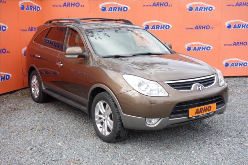 Hyundai ix55 3,0 CRDi,ČR,1 MAJ.,4WD,PREMIUM