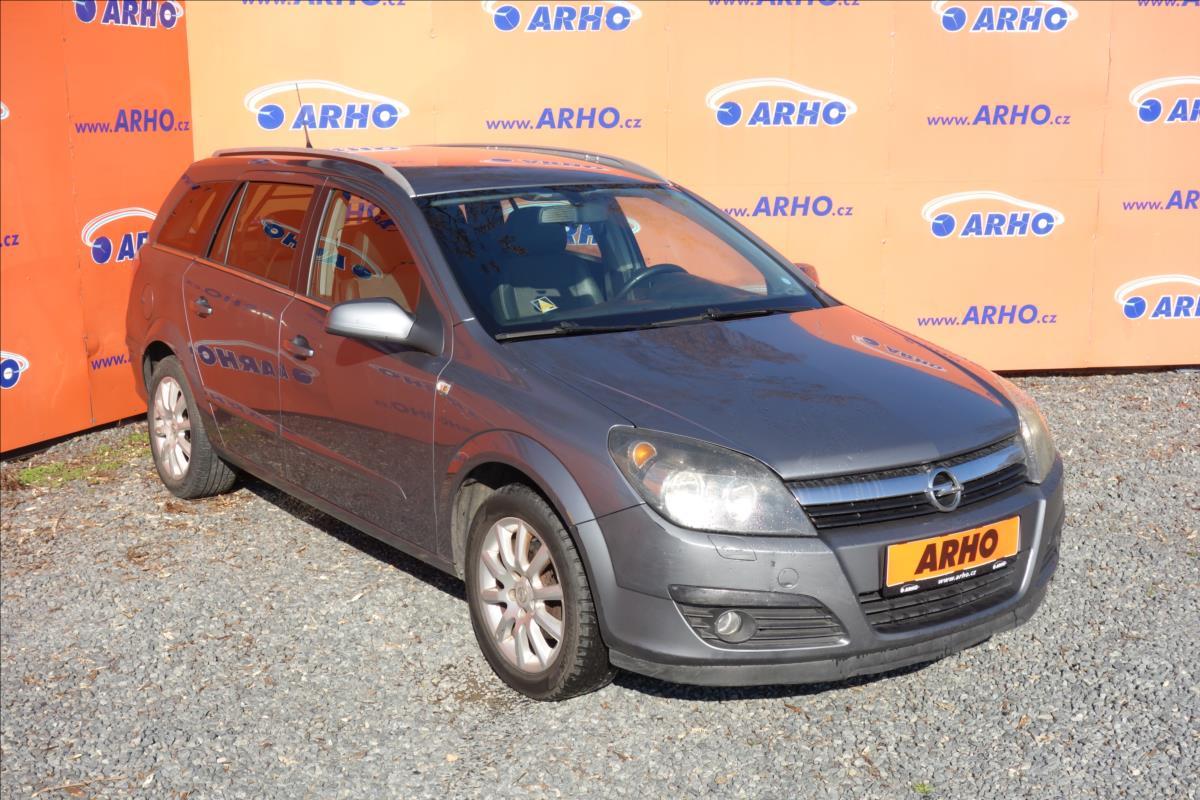 Opel Astra 1,7 CDTi 74KW, SERISNÍ KN.,AC.
