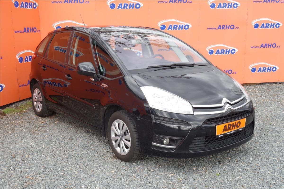 Citroën C4 Picasso 1,6 HDi 82KW, AUTOMAT.