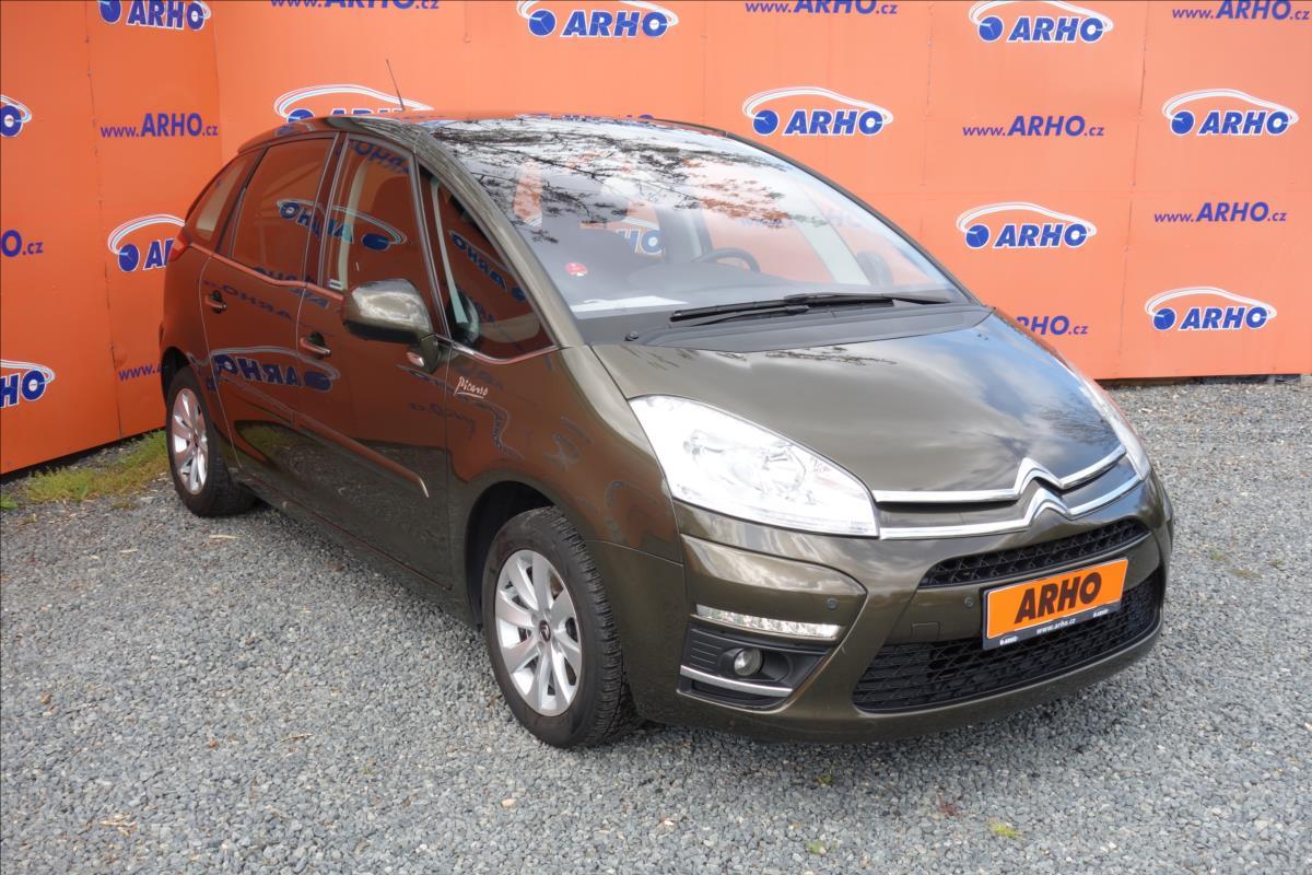 Citroën C4 Picasso 1,6 HDi 82KW, ČR, SELECTION.