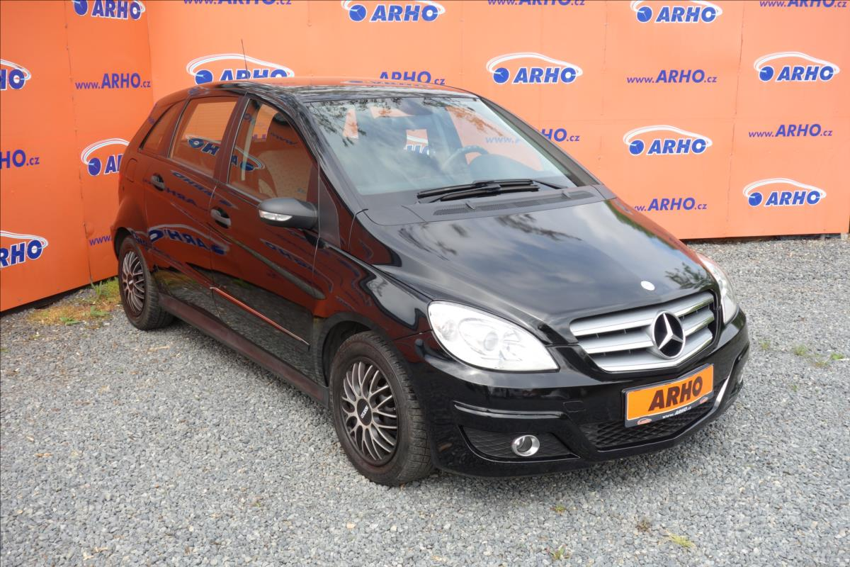 Mercedes-Benz Třídy B 180 CDi 80KW, KLIMATIZACE.