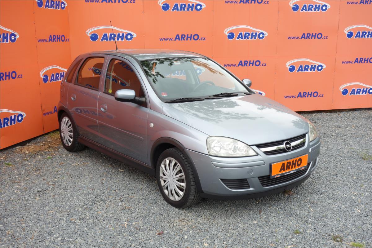 Opel Corsa 1,3 CDTi 51KW,ČR,KLIMATIZACE.