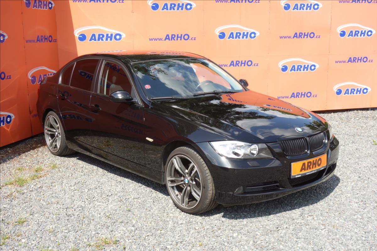 BMW Řada 3 2.0D 120KW,SERV.KN.,AUT.AC.