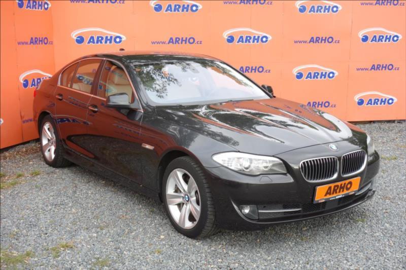 BMW Řada 5 535D 220KW,ČR,SERVIS.KN.