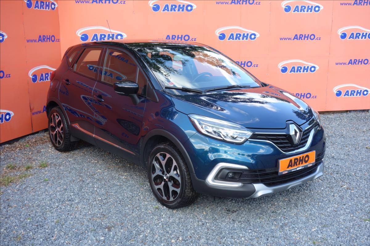 Renault Captur 1,2 TCe,ČR,SERV.KN,AUTOMAT.