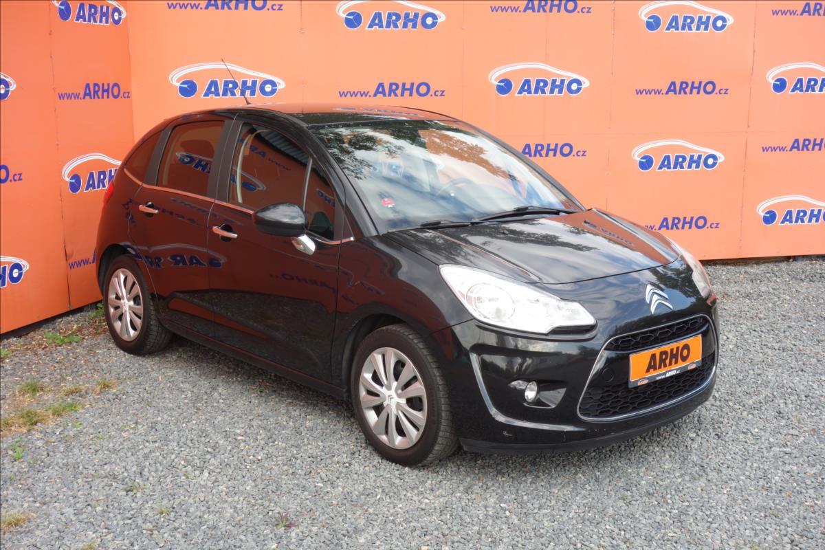 Citroën C3 1,4 i, ČR, 1 MAJITEL, KLIMA.