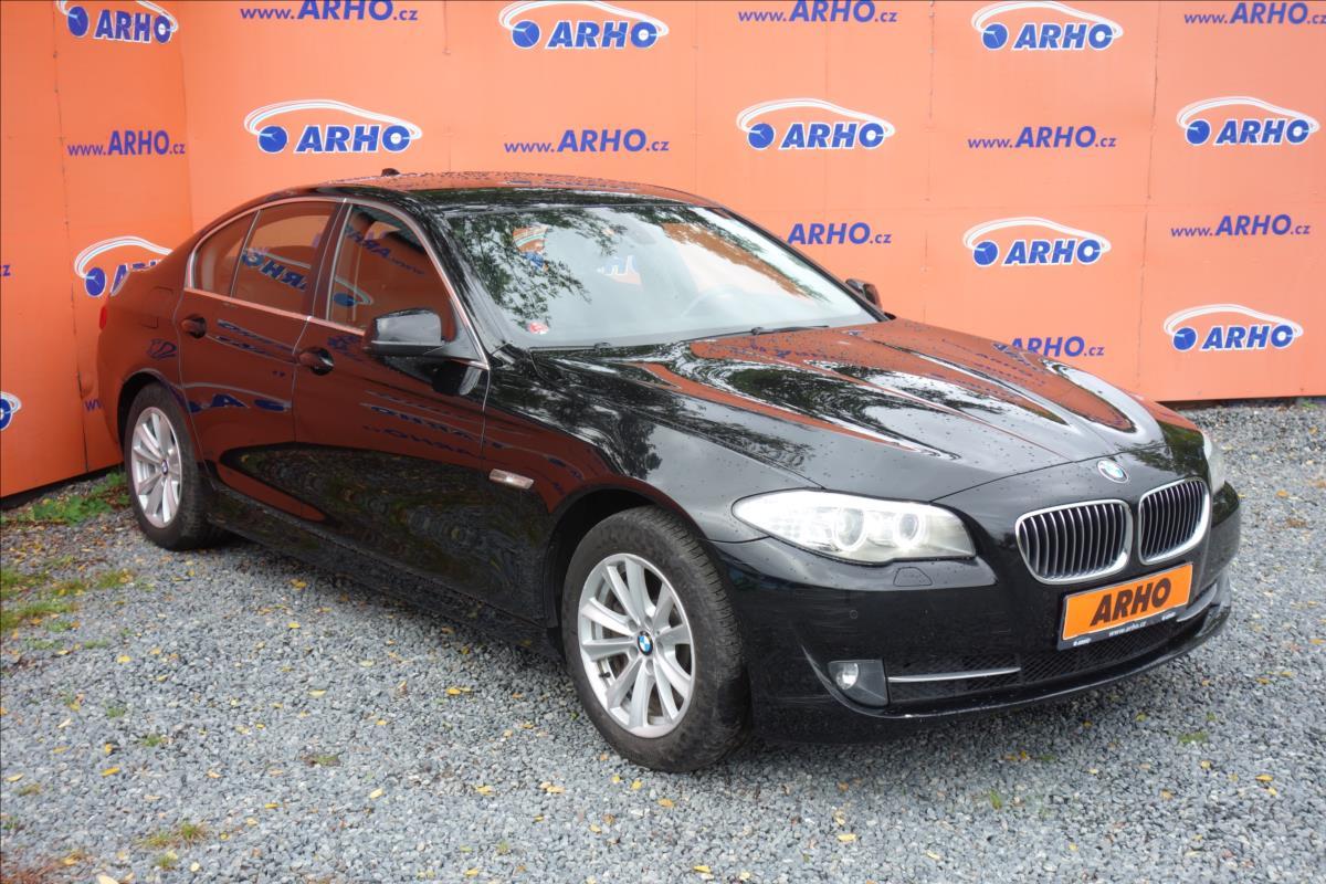 BMW Řada 5 530D 190KW,ČR,1 MAJITEL.