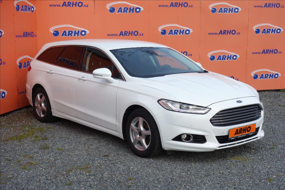 Ford Mondeo 2,0 TDCi 110KW, ČR, TITANIUM.
