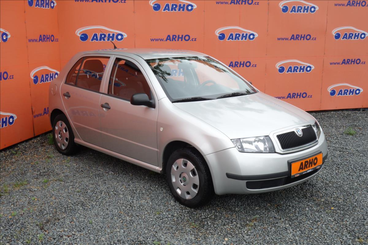 Škoda Fabia 1,4 i 16V 55KW, CLASSIC